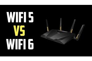 Sự khác nhau giữa Wi-Fi 6 vs Wi-Fi 5