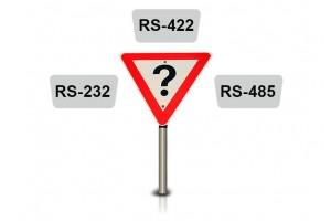 Sự khác nhau giữa RS232, RS485 và RS422