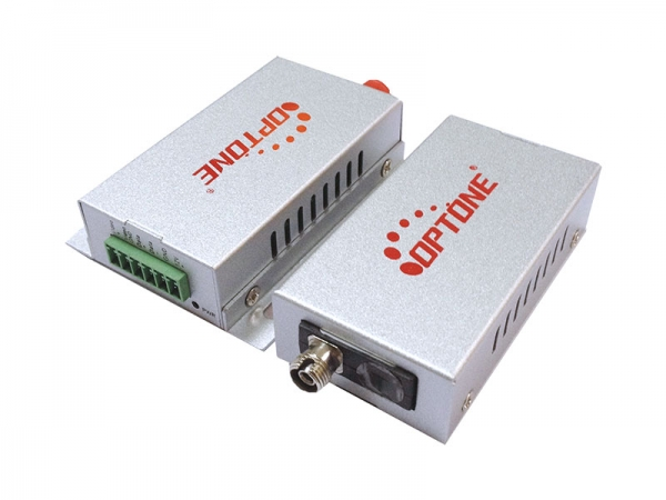MINI type fiber video converter