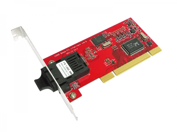 1000Base-Fx PCI Fiber NIC (OPT-921 series)